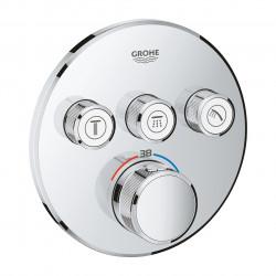 Набор для ванны и душа Grohe Grohtherm SmartControl 26416SC2