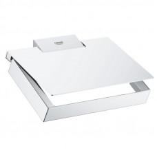Держатель для туалетной бумаги Grohe Selection Cube 40781000