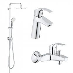 Набор для ванны Grohe Eurosmart 123246R
