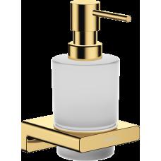 Дозатор для жидкого мыла Hansgrohe AddStoris 41745990 золото