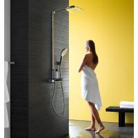 Душевая система Hansgrohe Raindance Select E 360 1Jet с термостатом ShowerTablet Chrome 27288000