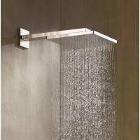 Верхний душ Hansgrohe Raindance E 300 1jet с душевым кронштейном Matt White26238700