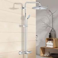 Душевая система для ванны с термостатом Grohe Euphoria System 260 26114001