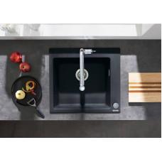 Кухонная мойка Hansgrohe S510-F450 560х510  Graphiteblack 43312170