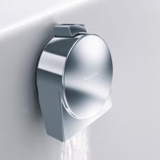 Внешняя часть сифона для ванны Hansgrohe Exafill S Brushed Black 58117340