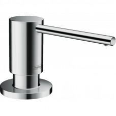 Дозатор кухонный Hansgrohe A41 для моющего средства 500 ml Brushed Black 40438340