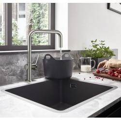 Смеситель Hansgrohe Talis M54 для кухонной мойки, под сталь 72806800