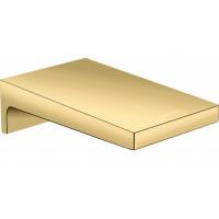 Излив для ванны Hansgrohe Metropol Polished Gold Optic 32543990