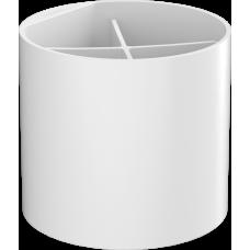 Стаканчик для зубных щеток Hansgrohe WallStoris 27921700 белый матовый