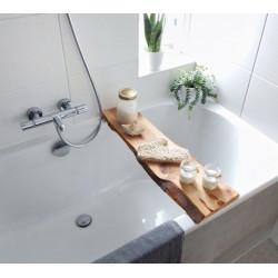 Термостат для ванны Hansgrohe Ecostat Comfort, черный матовый 13114670