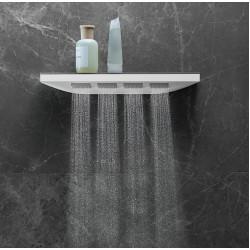 Боковой душ-полочка Hansgrohe Rainfinity 500 1jet 26243700