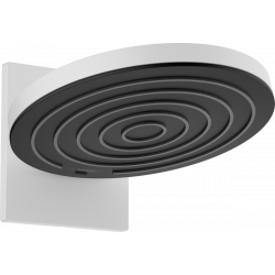 Верхний душ Hansgrohe Pulsify 260 2jet EcoSmart 24151700 белый матовый