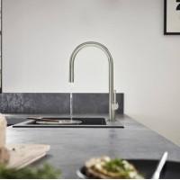 Смеситель Hansgrohe Talis M54 для кухонной мойки с выдвижным душем, хром 72800000