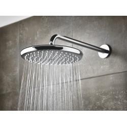Верхний душ Grohe Tempesta 250 с кронштейном к стене с EcoJoy, 26668000