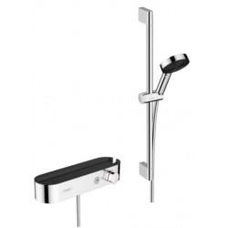 Душевой набор Hansgrohe Pulsify Select 105 3jet Relaxation 24260000 хром