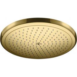 Верхний душ Hansgrohe Croma 280 1jet Polished Gold Optic 26220990