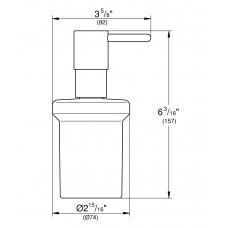 Дозатор жидкого мыла Grohe Essentials 40394GN1