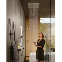 Верхний душ Hansgrohe Raindance Е 400x400 1 jet хром26253000