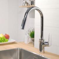Кухонный смеситель Hansgrohe Focus с выдвижным душем Sbox 73880000
