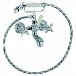 Смеситель для ванны и душа Kludi ADLON 514410520