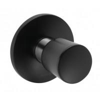 Вентиль для скрытого монтажа Kludi BALANCE 528158775 черный матовый