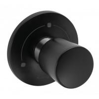 Вентиль для скрытого монтажа Kludi BALANCE 528468775 черный матовый