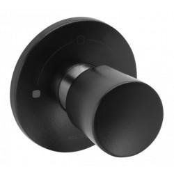 Вентиль для скрытого монтажа Kludi BALANCE 528478775 черный матовый
