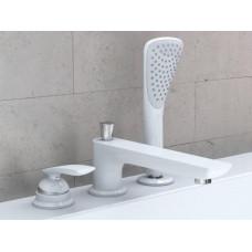 Смеситель на борт ванны Kludi BALANCE WHITE 524479175