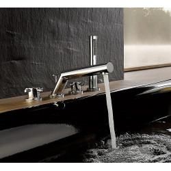 Смеситель на борт ванны Kludi BOZZ 384240520