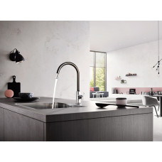 Кухонный смеситель Kludi BINGO STAR XS 468518778 с выдвижной лейкой