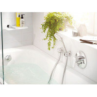 Внешняя часть смесителя для ванны и душа Kludi PURE&EASY, 376500565