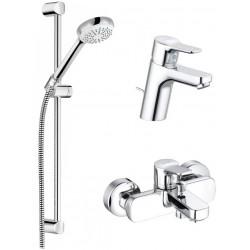 Набор смесителей для ванны Kludi Pure&Easy 376850565