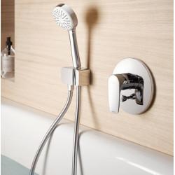 Внешняя часть смесителя для ванны и душа Kludi PURE&SOLID, 344190575
