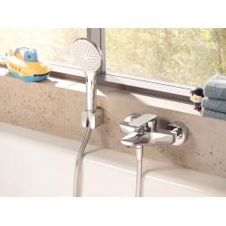Смеситель для ванны и душа Kludi PURE&STYLE, 406810575