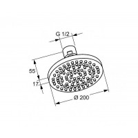 Набор смесителей Kludi Pure&Easy 376300565