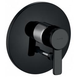 Внешняя монтажная часть смесителя для душа и ванны Kludi ZENTA Black & White, 386508675
