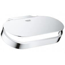 Держатель туалетной бумаги с крышкой Grohe Selection 41069000