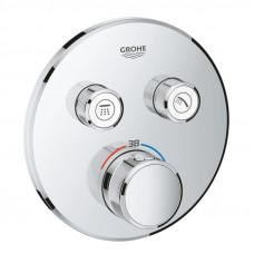 Душевой набор скрытого монтажа GROHE SmartControl, 34614SC1