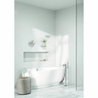 Смеситель для ванны и душа Kludi Zenta SL 485900565